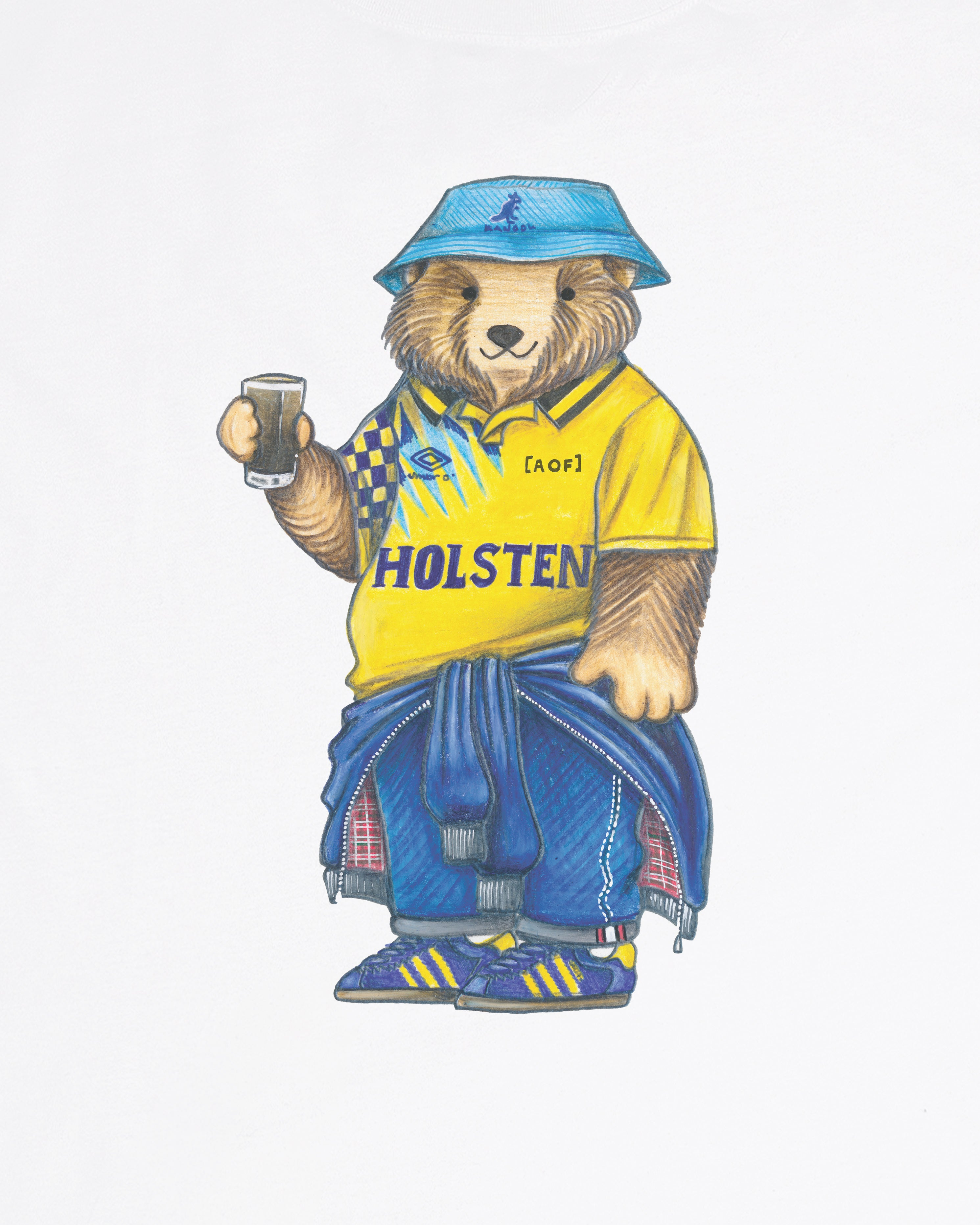Holsten Away Pickles - Tee or Sweat