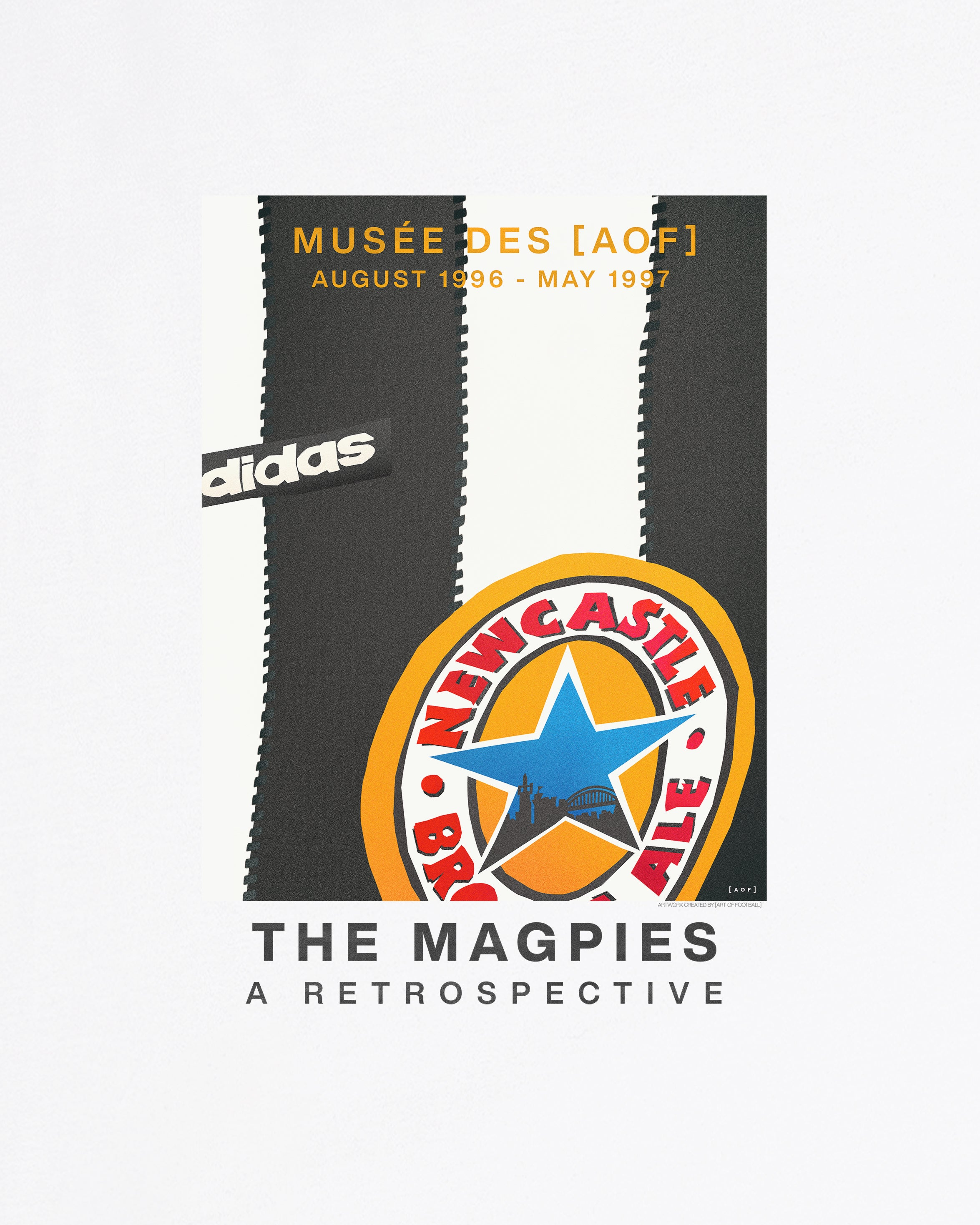 The Magpies 96/97 - Tee or Sweat