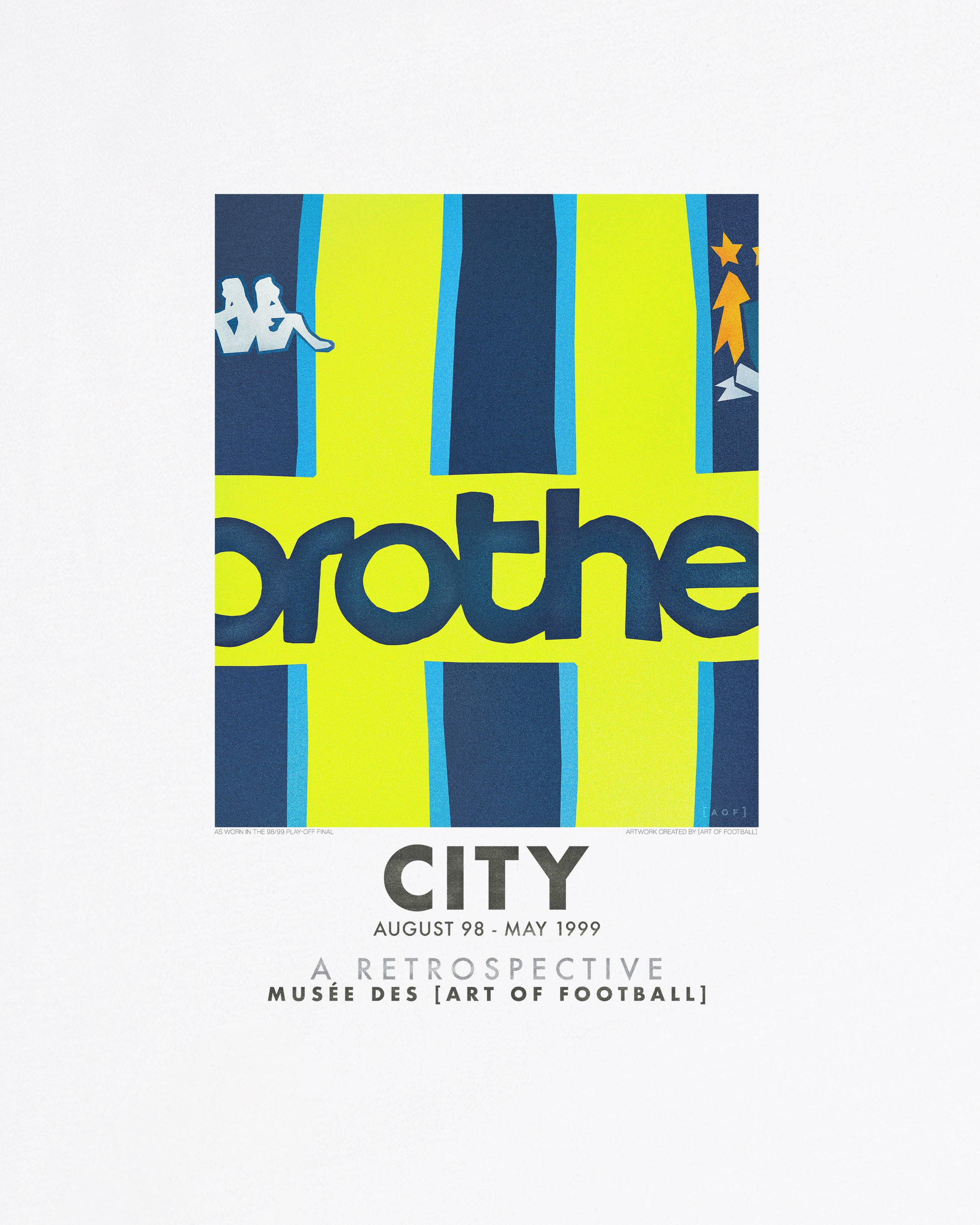 City 98/99 - Tee or Sweat