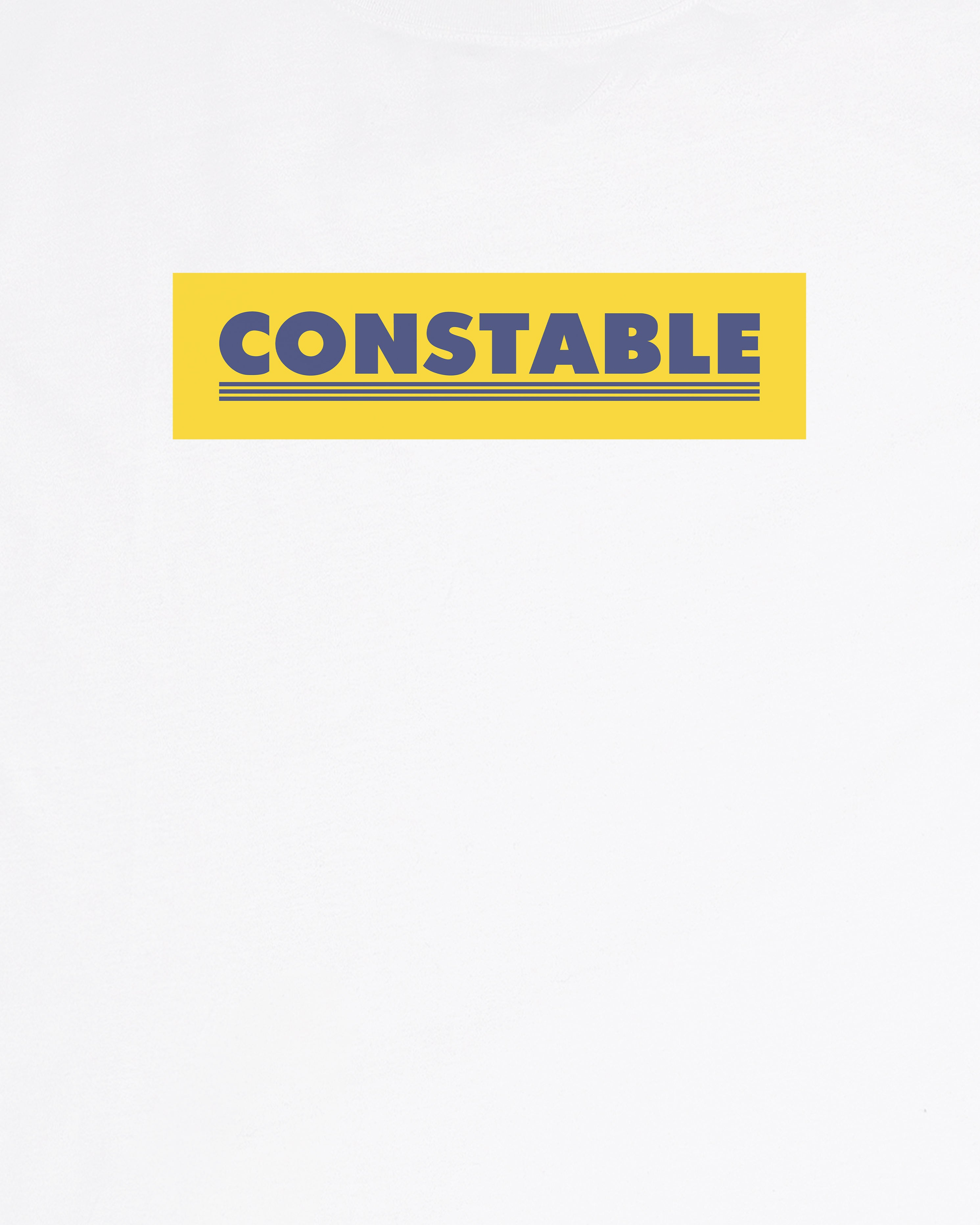 Bootleg Constable - Tee or Sweat