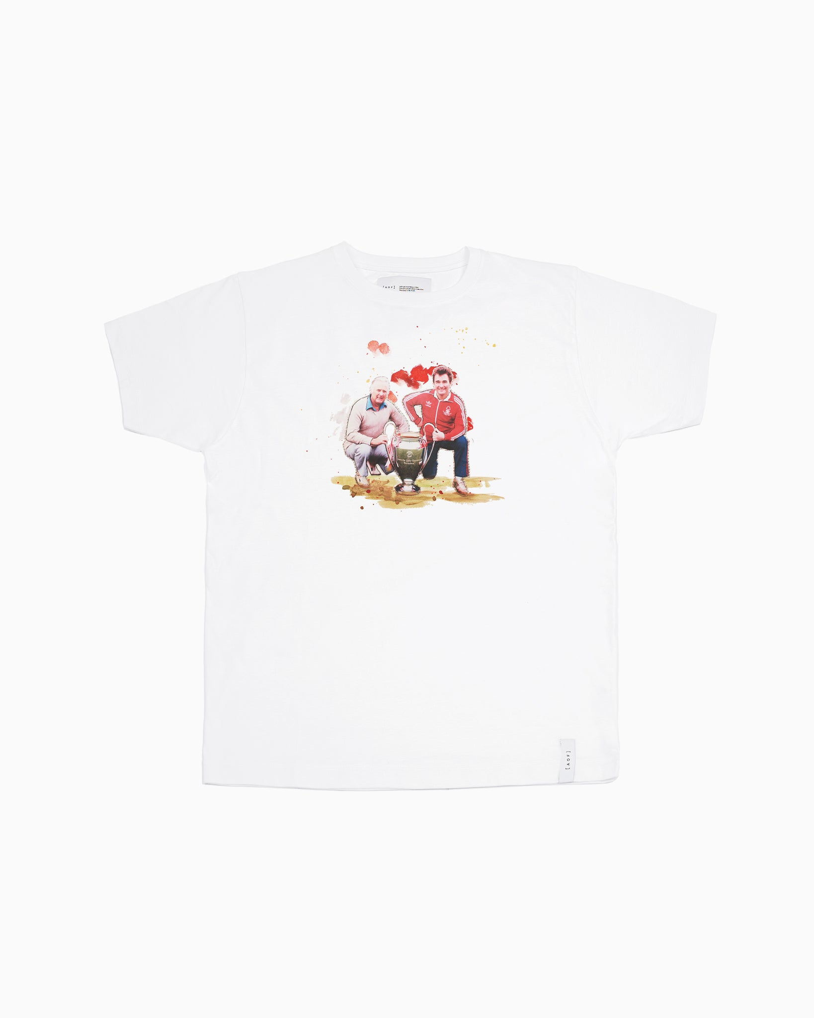 Golden Years - Tee or Sweat