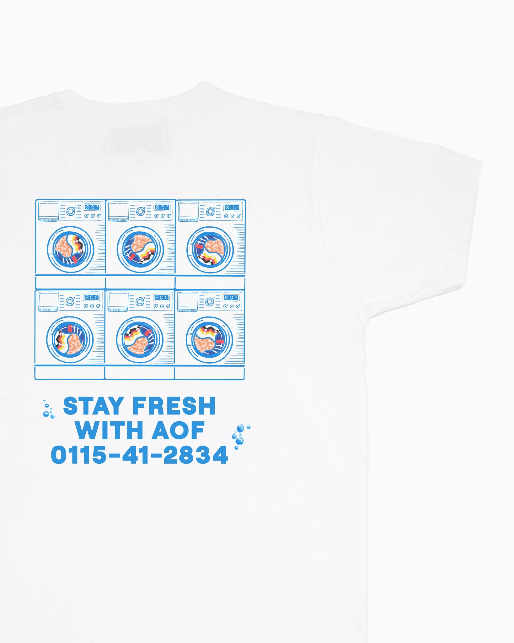 Stay Fresh - Tee or Sweat