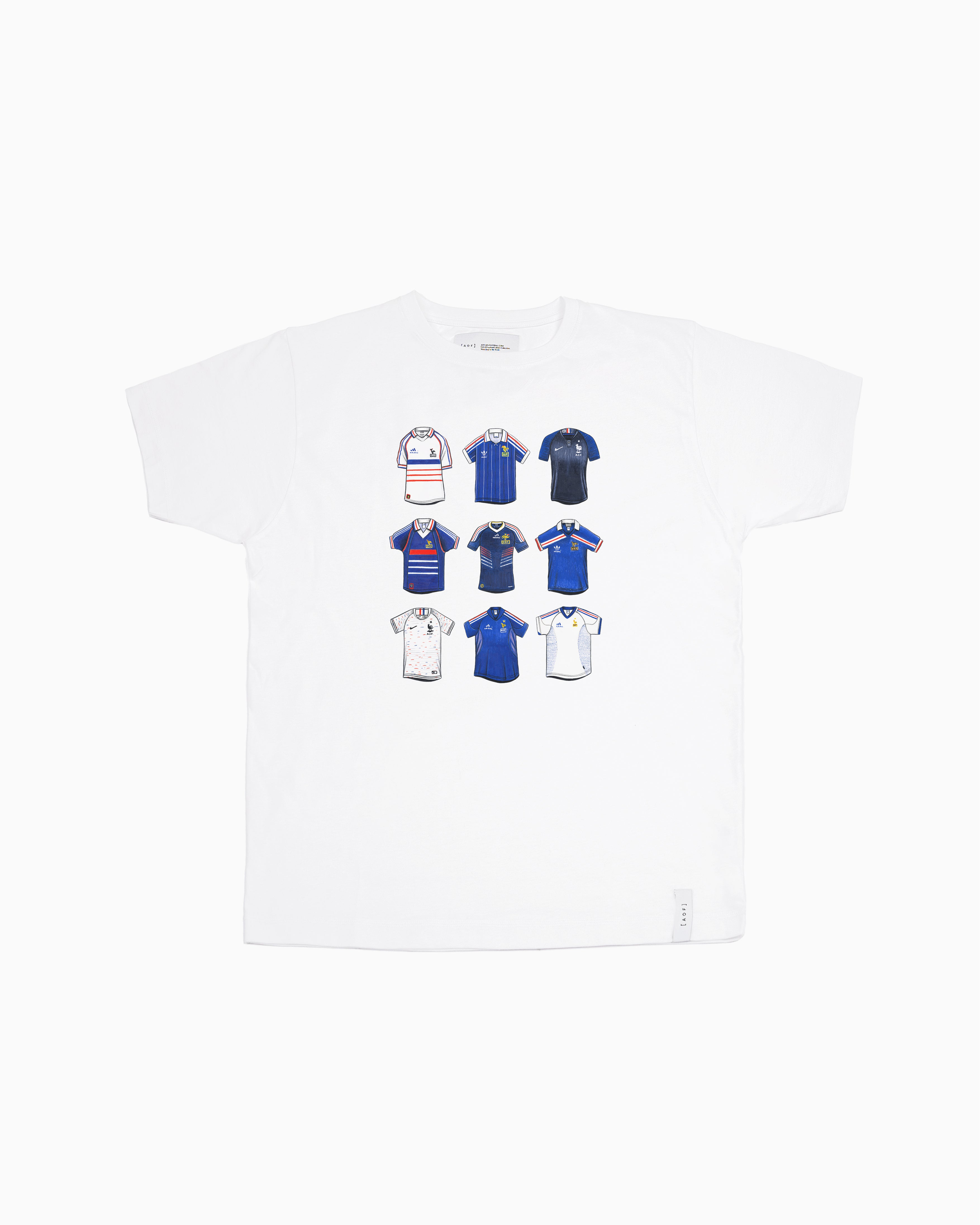 """France Classics"" - Tee or Sweat"