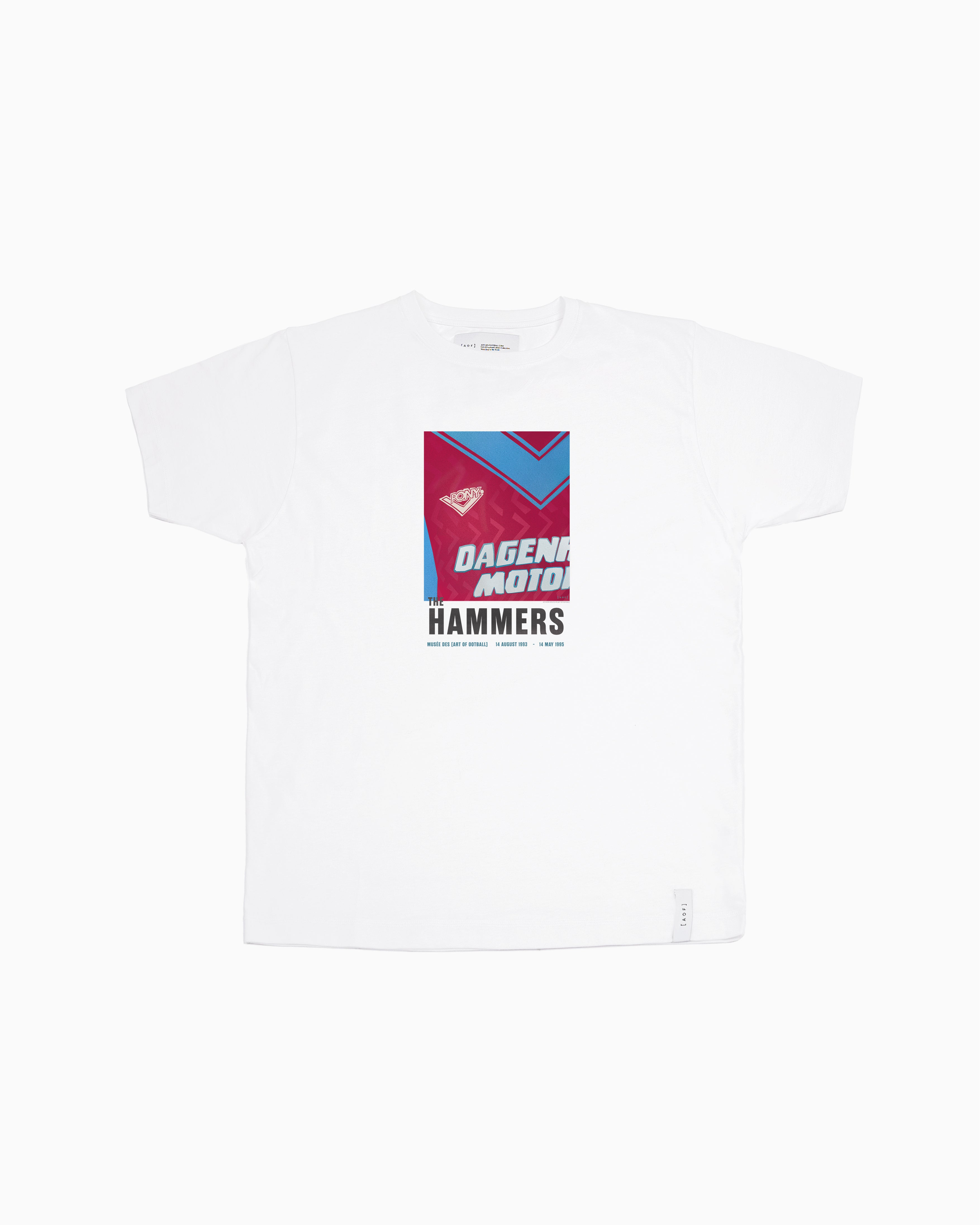 The Hammers 93/95 - Tee or Sweat
