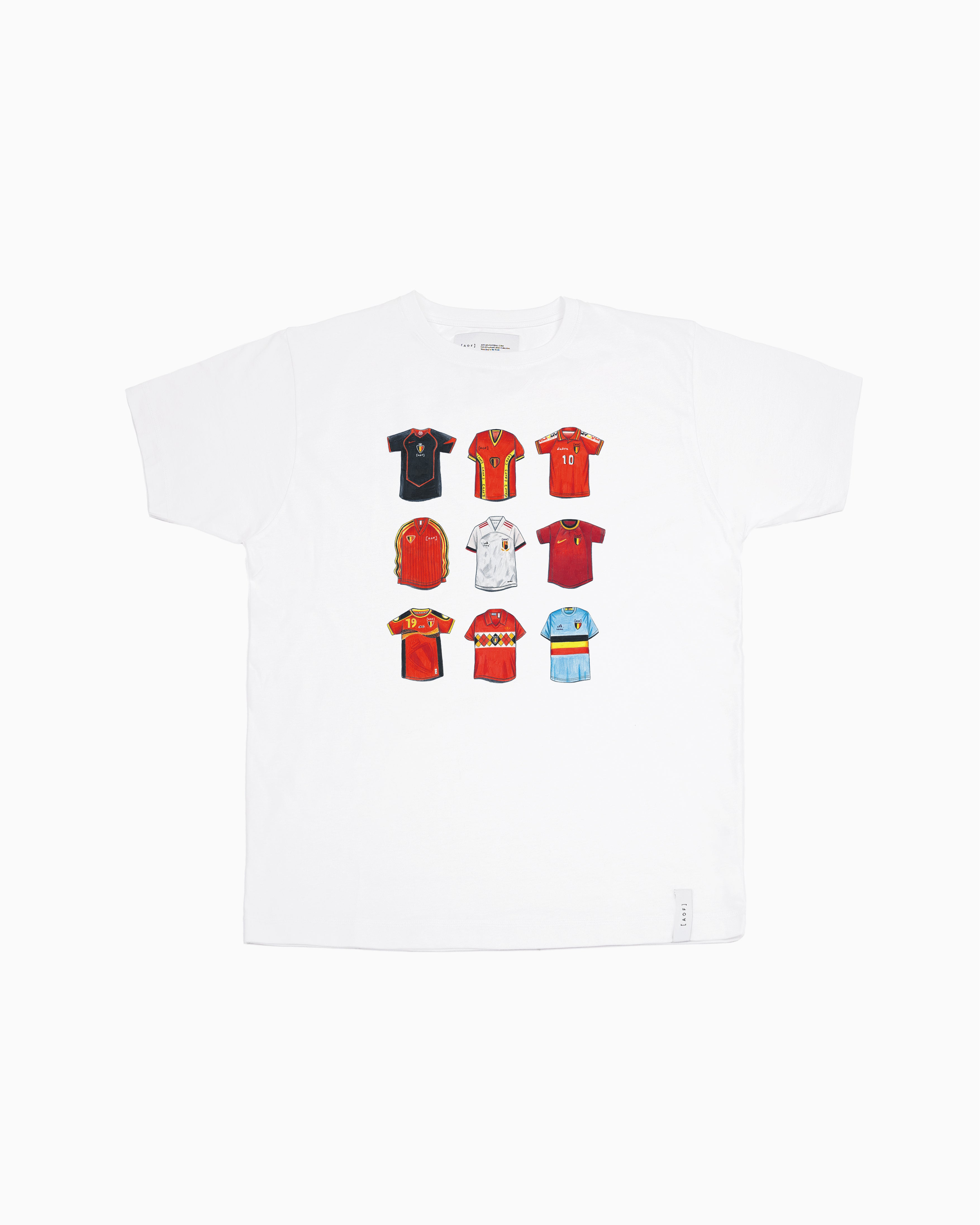 Belgium Classics - Tee or Sweat