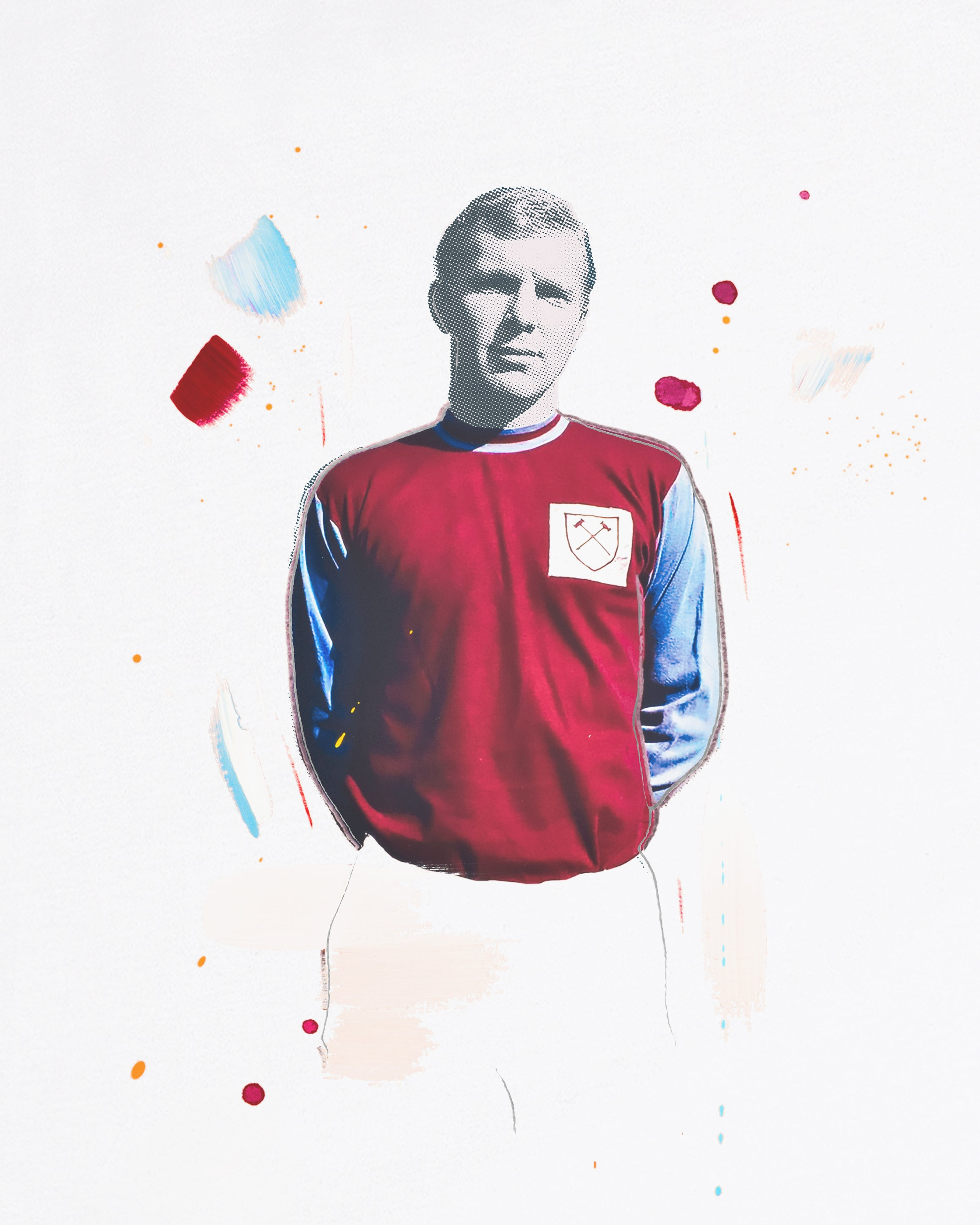 Bobby Moore - Tee or Sweat