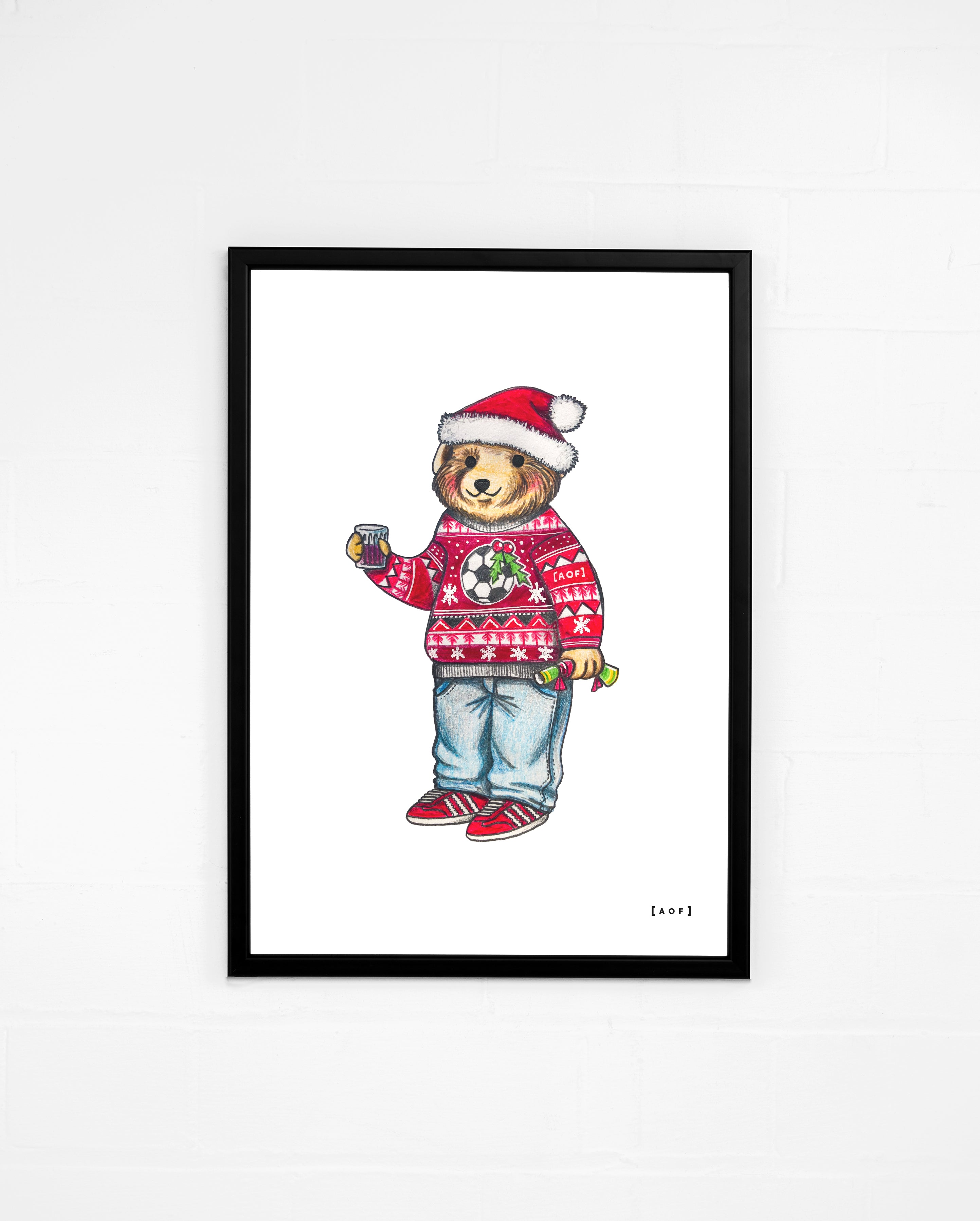 Christmas Pickles - Print or Canvas