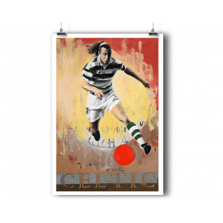 One Love, Celtic - By David Diehl