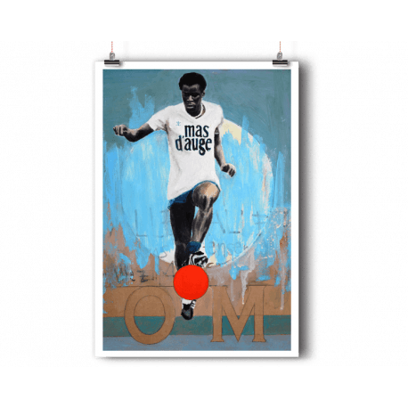 One Love, Olympique Marseille - By David Diehl