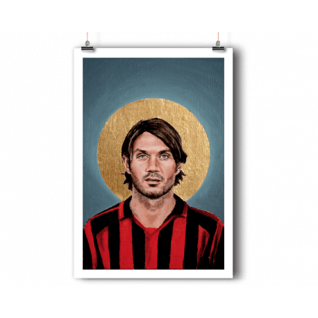 Icons, Maldini - By David Diehl