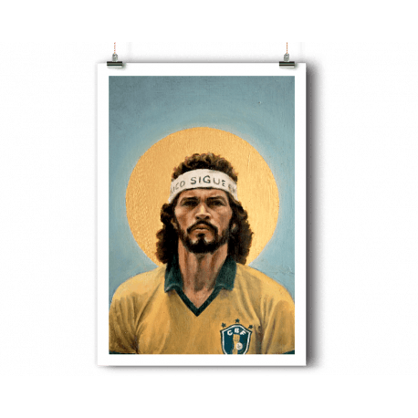 Icons, Sócrates - By David Diehl