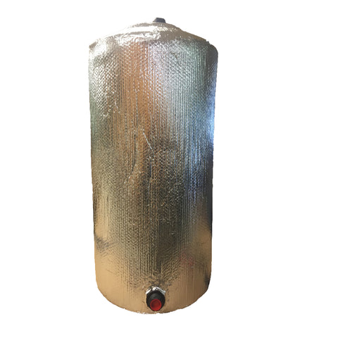 insulated reservoir for nutrient system loops