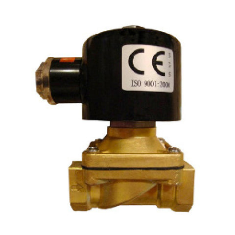 heavy duty WaterGATE Electronic Solenoid  brass Valve