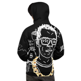 NIC'S BLACK HOODIE (LIMITED EDITION)