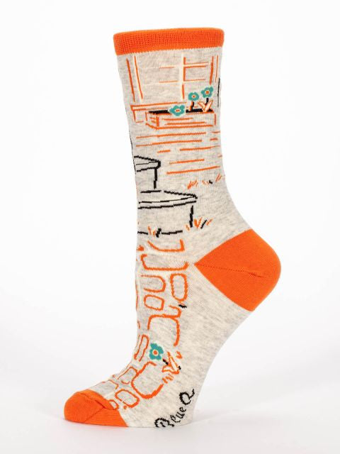 My Cat Is Cool Socks - La Quaintrelle - 3