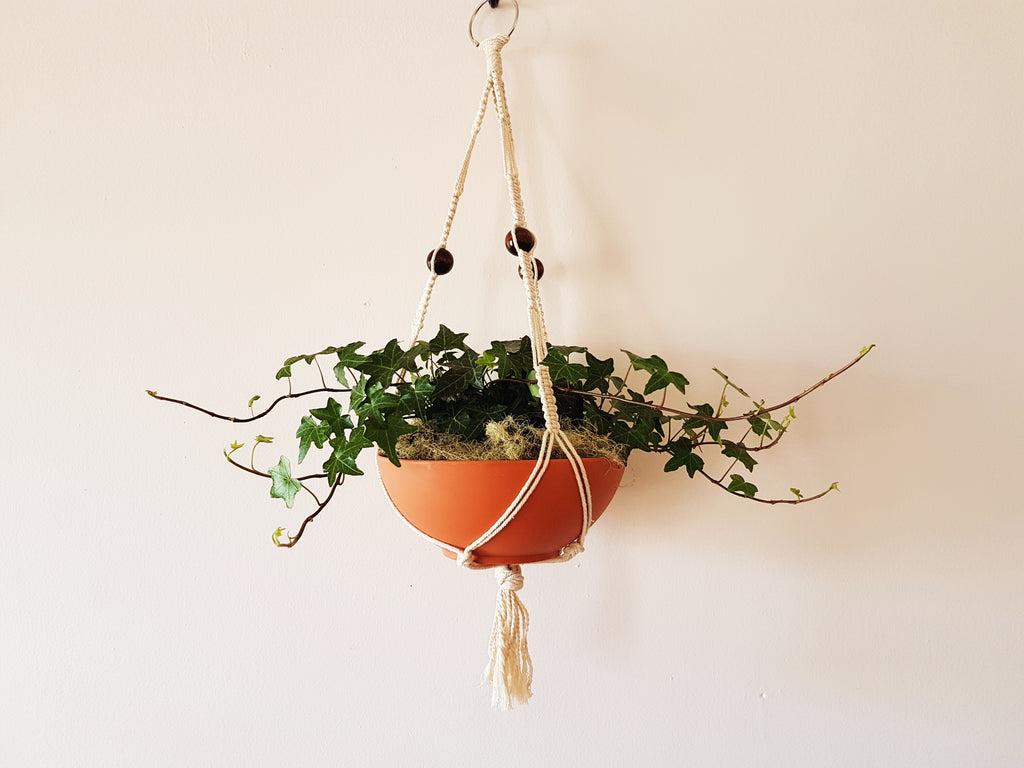 Ground and Grow: A Macrame and Yoga Workshop