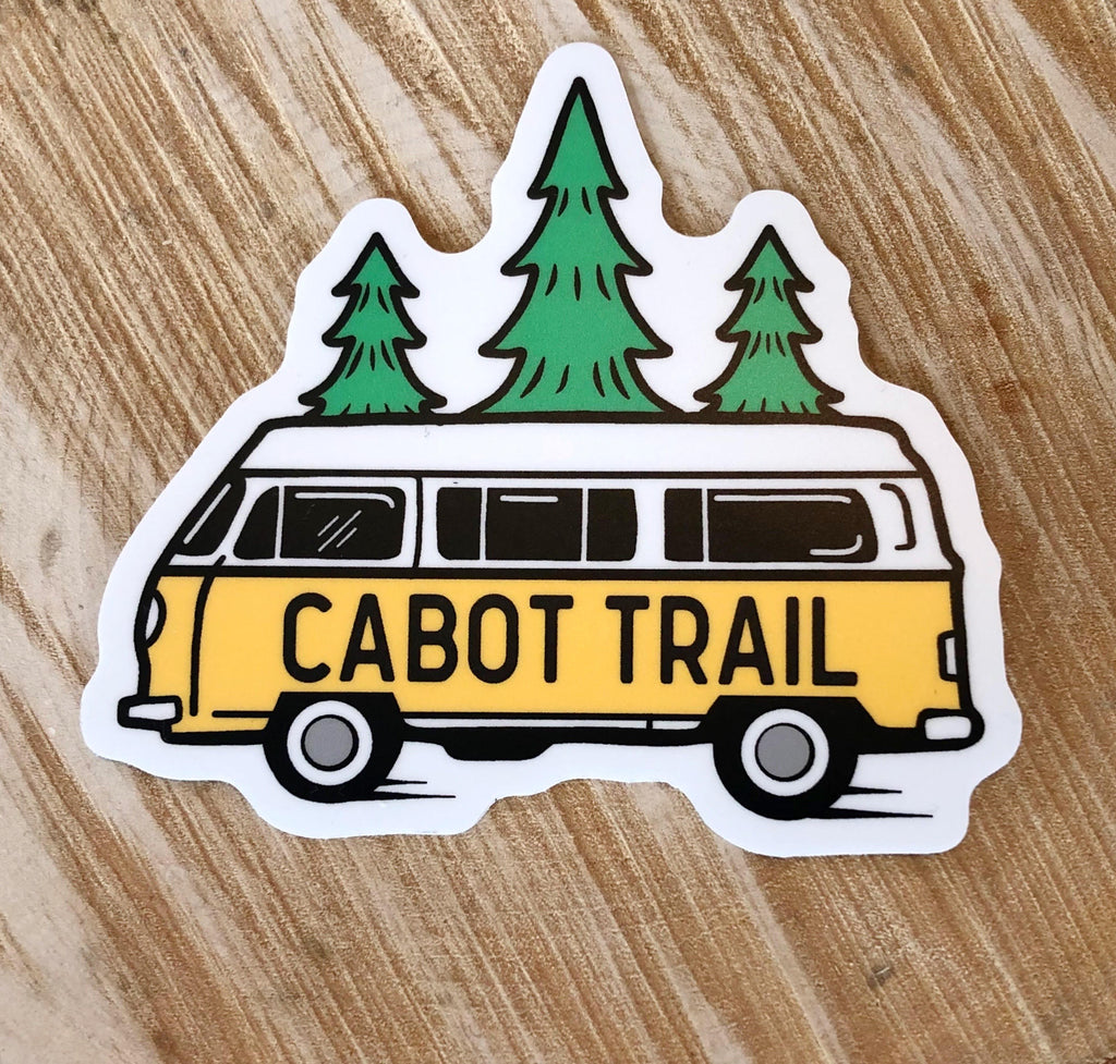 Cabot Trail Sticker