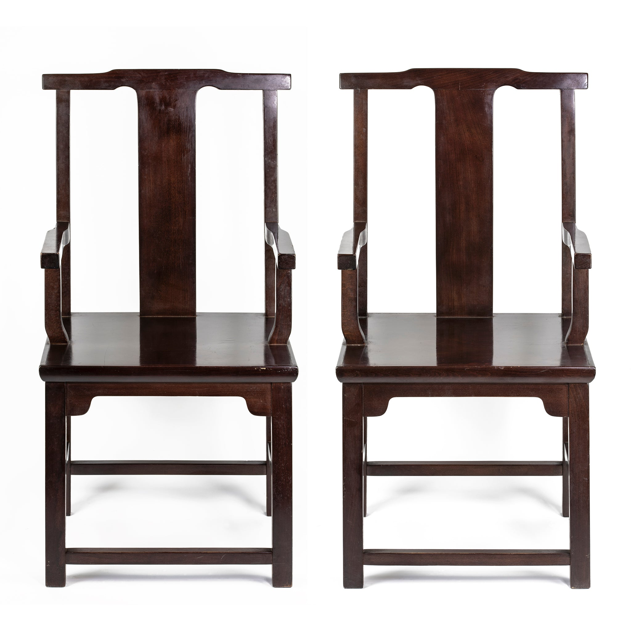 Pair of chairs | China, Beginning of the 20th century