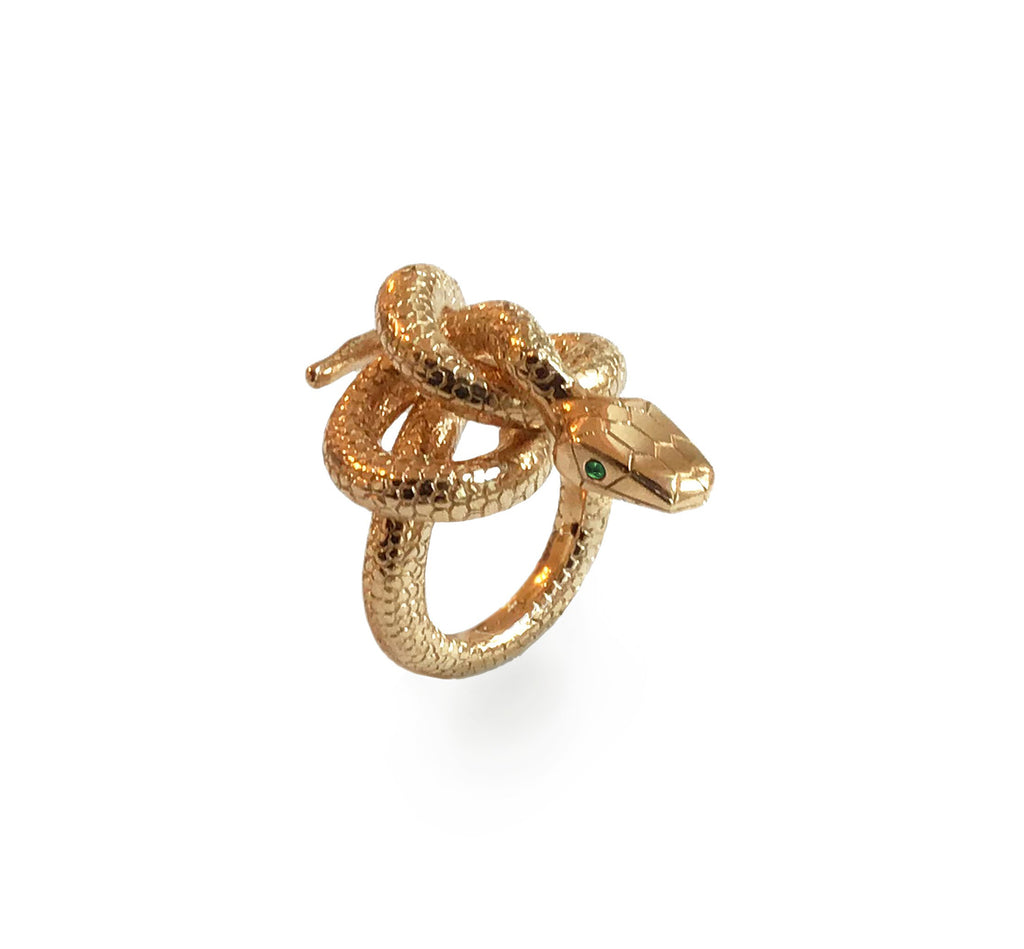 Snake Ring | Georg Hornemann