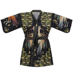 Load image into Gallery viewer, Firebird Kimono Black | KLAUS HAAPANIEMI & CO.