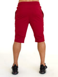 TYDAL Shorts | Cardinal Red