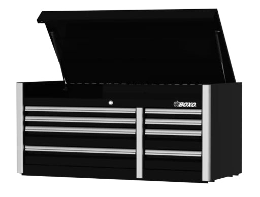 "54"" 8-Drawer Elite Series Top Tool Chest (Gloss Black)"
