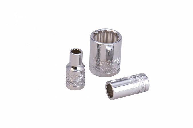 "12MM 1/4"" Drive 12-Point Socket"