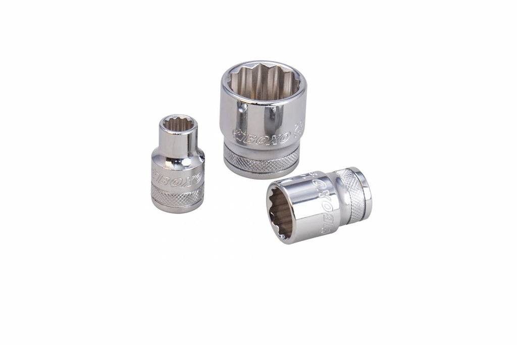 "22mm 3/8"" Drive 12-Point Socket"