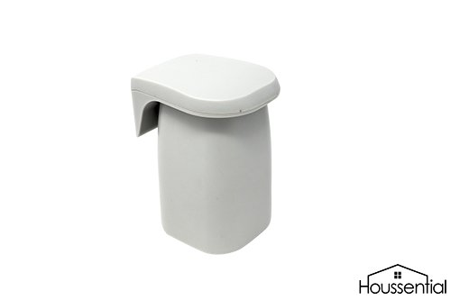 Houssential Bathroom Magnet Cup