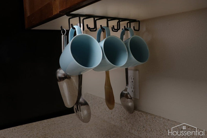 Houssential Cup and Utensil Holders