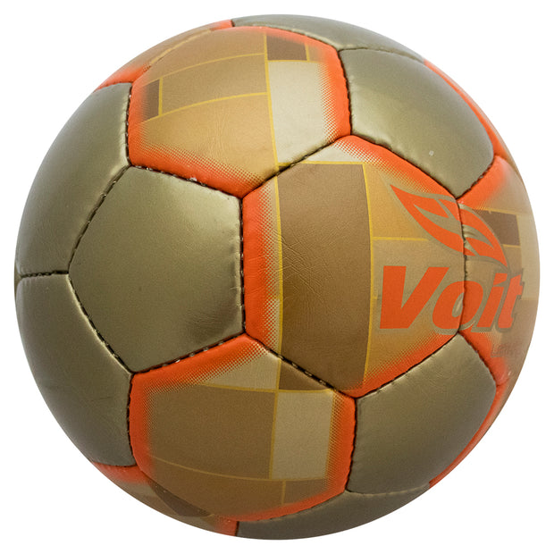 BALÓN DE FÚTBOL HS LETHAL GOLD ORANGE NO. 5