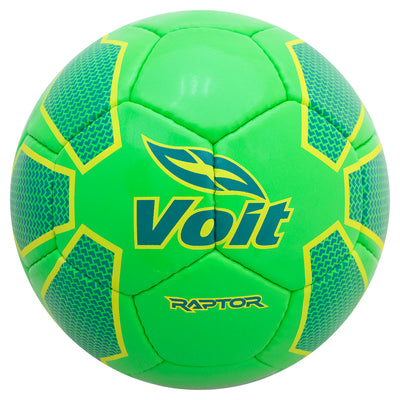 Balon de futbol Raptor Green Yellow No. 5