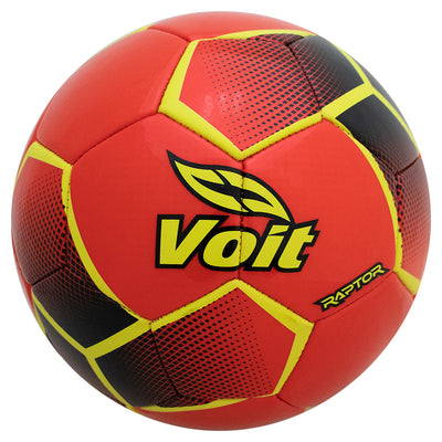 Balon de futbol Raptor No. 4 Red