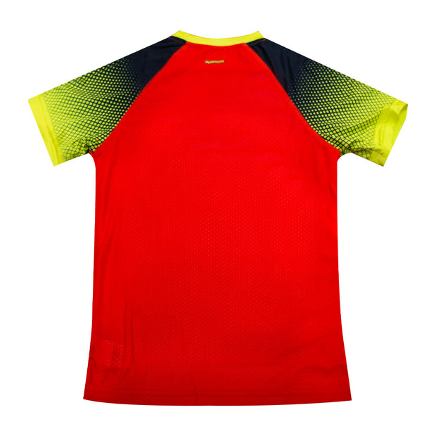 Playera de entrenamiento Raptor Red Kids