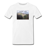 Men's Tropic T-Shirt - white