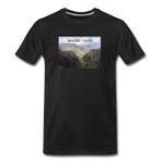 Men's Tropic T-Shirt - black
