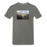Men's Tropic T-Shirt - asphalt gray