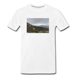 Men's Lost T-Shirt - white
