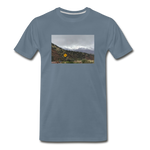 Men's Lost T-Shirt - steel blue