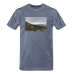 Men's Lost T-Shirt - heather blue