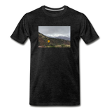 Men's Lost T-Shirt - charcoal gray