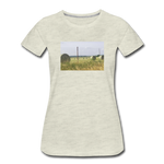 Women's Hay Barrel T-Shirt - heather oatmeal