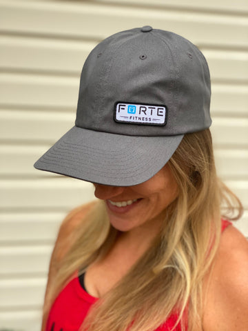 Forte Fitness Hat w/ New Logo - Premium Cotton Dad Hat