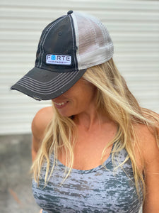 Forte Fitness Hat w/ New Logo - Sportsman Dirrty-Washed - 2 Colors