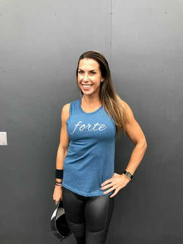 Forte Fitness Muscle Tank - 2 Colors