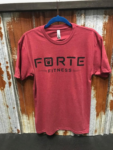 Forte Fitness Men's T-Shirt with New Logo