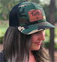 Forte Fitness Hat w/ Patch - Adjustable/One Size