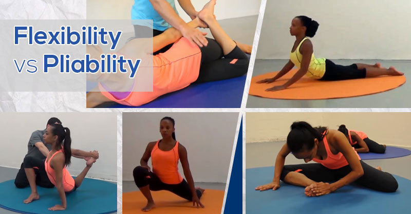 Flexibility vs Pliability