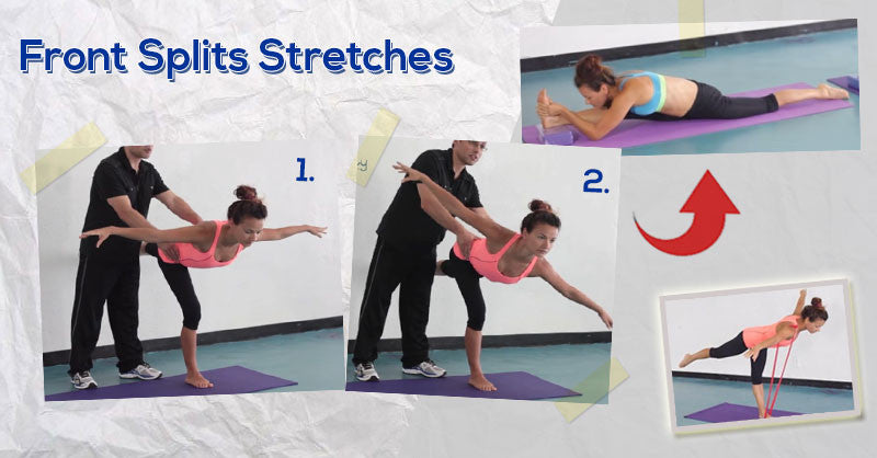 Front Splits Stretches: The Importance of Lateral Hamstrings Stretching and Conditioning