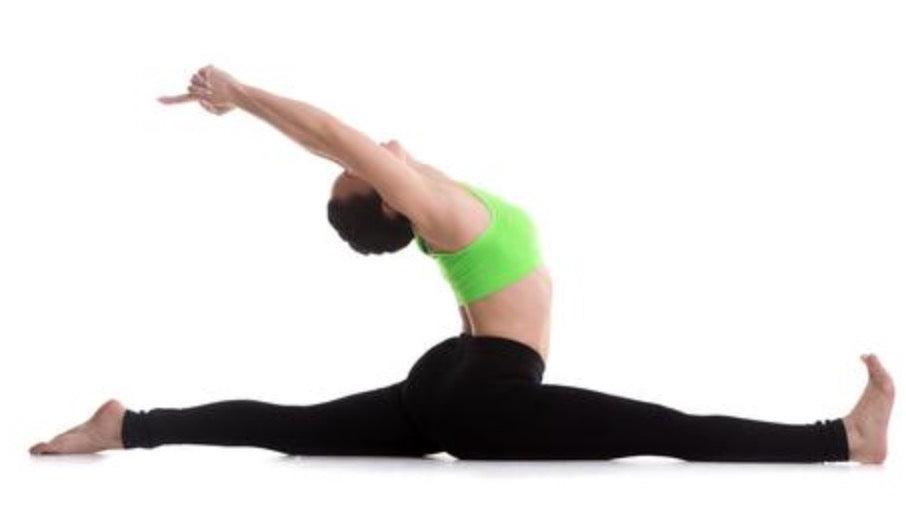 Take a Leap of Faith: How to Hanumanasana